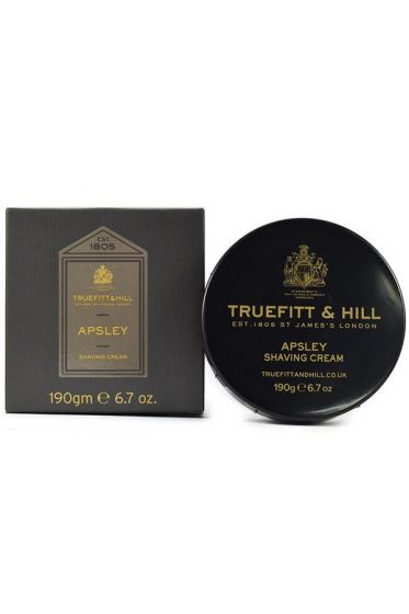 Truefitt & Hill Apsley scheercrème 190gr