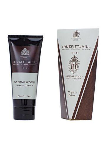 Truefitt & Hill Sandalwood scheercrème 75gr