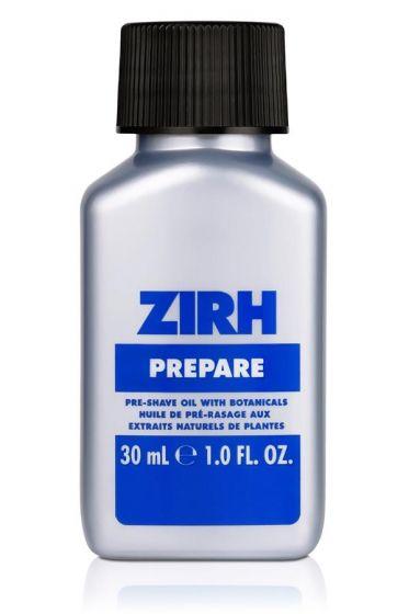 Zirh Prepare pre shave olie 30ml