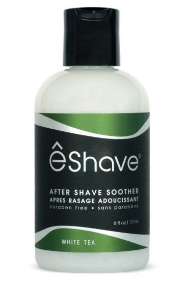 eShave after shave balm Soother White Tea 177ml