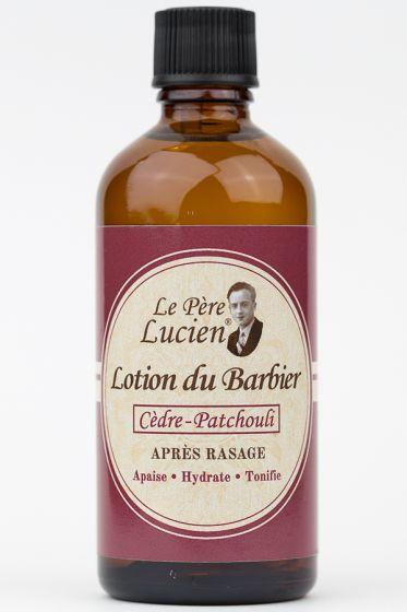 Le Pere Lucien after shave lotion Cederhout en Patchouli 100ml