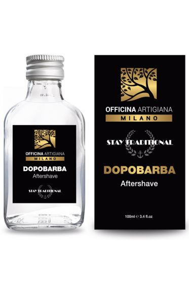 Officina Artigiana Milano after shave splash Stay Traditional 100ml