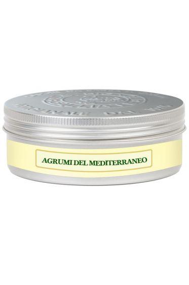 Saponificio Bignoli Artigianale scheercrème Agrumi Del Mediterraneo 175gr