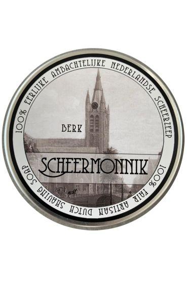 Scheermonnik scheercrème Berk 75gr