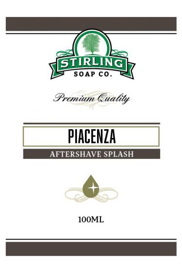 Stirling Soap Co. after shave Piacenza 100ml