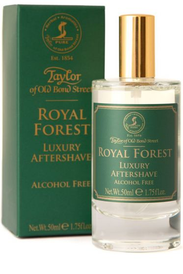 Taylor of Old Bond Str. after shave lotion Royal Forest 50ml