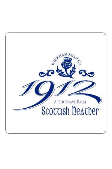 Wickham Soap Co. 1912 after shave balm Scottish Heather 50gr