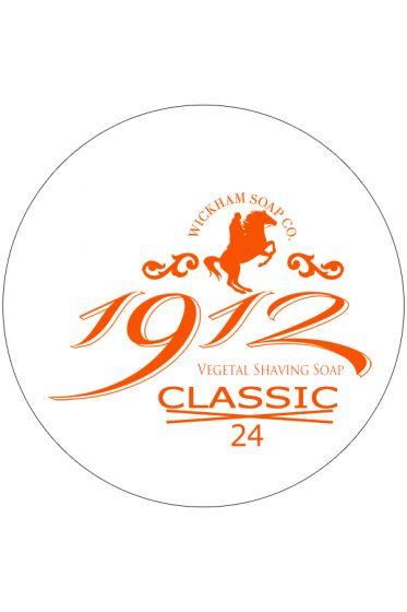 Wickham Soap Co. 1912 scheercrème Classic 24 140gr