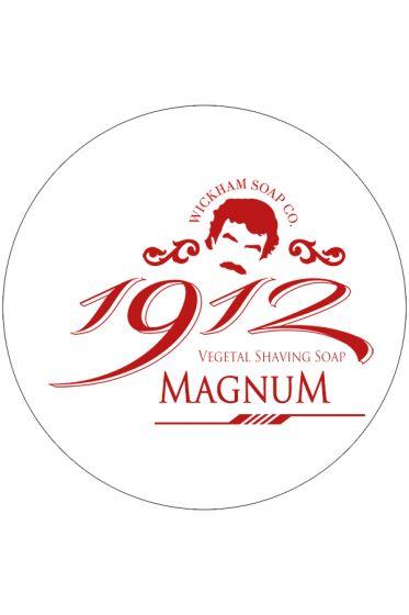 Wickham Soap Co. 1912 scheercrème Magnum 140gr