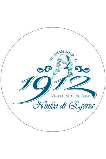 Wickham Soap Co. 1912 scheercrème Ninfeo di Egeria 140gr