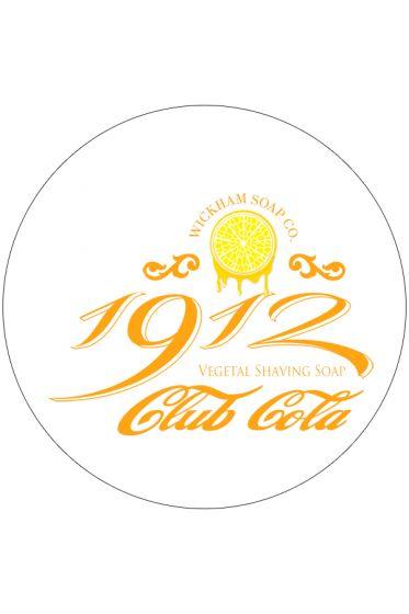 Wickham Soap Co. 1912 scheercrème Club Cola 140gr